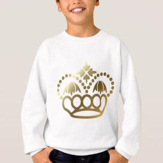 Golden Crown Sweatshirt