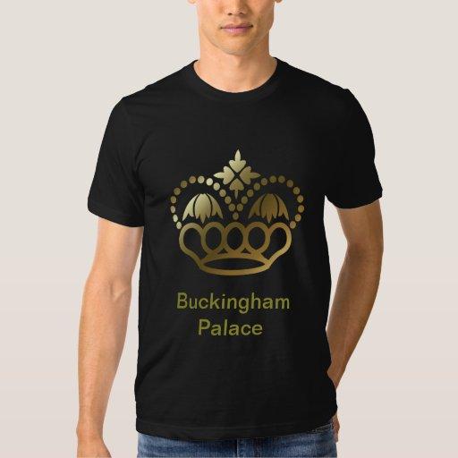 Golden crown Tee SHirt - Buckingham Palace