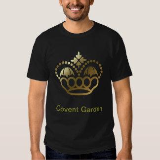 Golden crown Tee SHirt - Covent Garden
