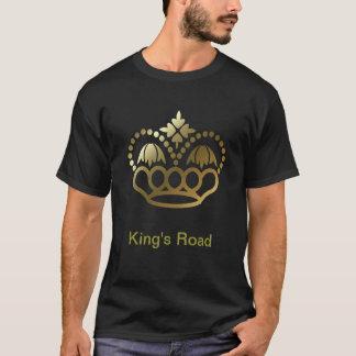 Golden crown Tee SHirt - King's Road