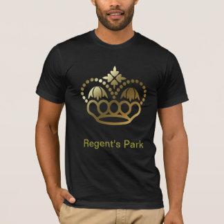 Golden crown Tee SHirt - Regents's Park