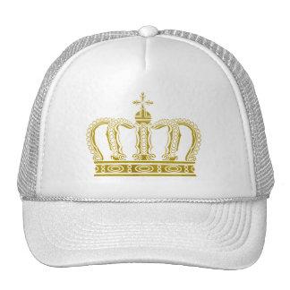 Golden Crown + your ideas Trucker Hat