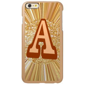 golden crush rays incipio feather® shine iPhone 6 plus case