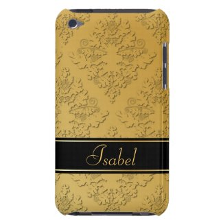 Golden Damask casematecase
