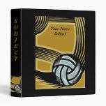 Golden Days - Vinyl Binders