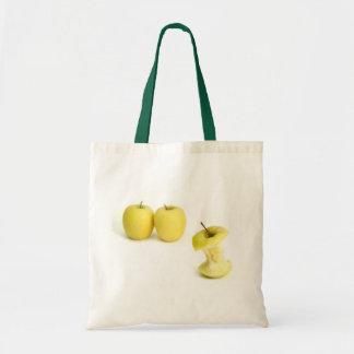 Golden Delicious Apples Canvas Bag