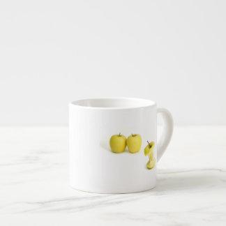 Golden Delicious Apples Espresso Cup