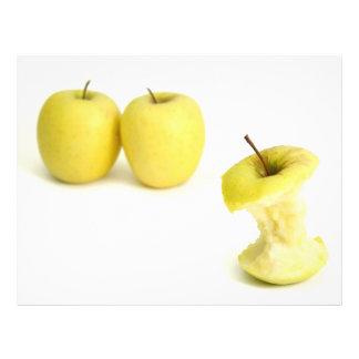 Golden Delicious Apples Flyer