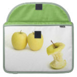Golden Delicious Apples Sleeves For MacBooks