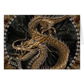 Golden Delicious dragoon Card