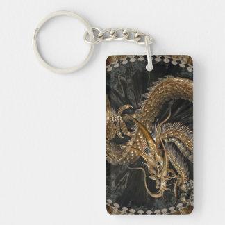 Golden Delicious dragoon Keychain