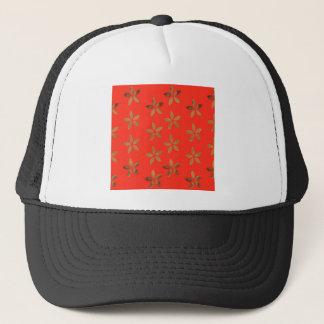 Golden Delicious network Flowers Trucker Hat
