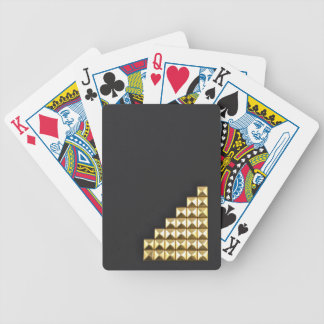 Golden Delicious studs Bicycle Playing Cards