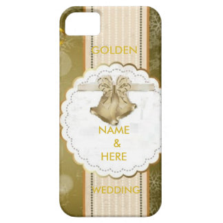 Golden Delicious wedding iphone 5 iPhone SE/5/5s Case