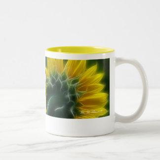 Golden Delight, D. H. Benoit Two-Tone Coffee Mug