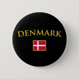 Golden Denmark Button