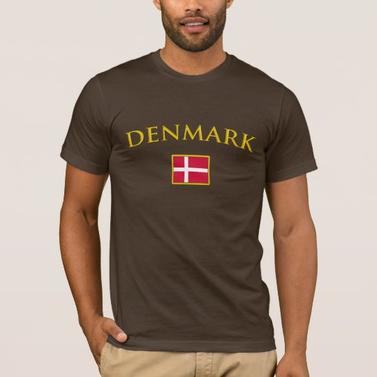 Golden Denmark T-Shirt