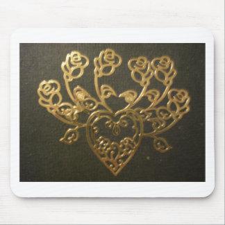 Golden Design Mouse Pad