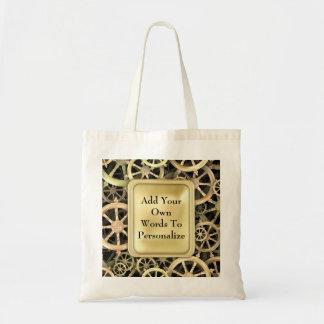 Golden Dharmacakra Bag