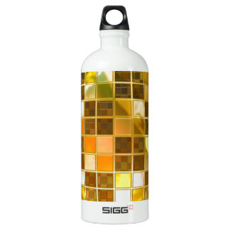 Golden Disco Ball SIGG Traveler 1.0L Water Bottle