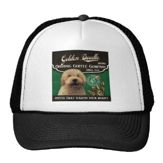 Golden Doodle Brand – Organic Coffee Company Trucker Hat