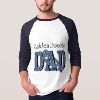 Golden Doodle DAD T-Shirt
