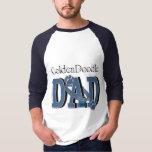 Golden Doodle DAD Tee Shirt