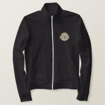 Golden Doodle Embroidered Jacket