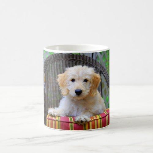 Golden Doodle Puppy Mug