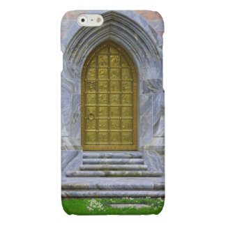 Golden Door Glossy iPhone 6 Case