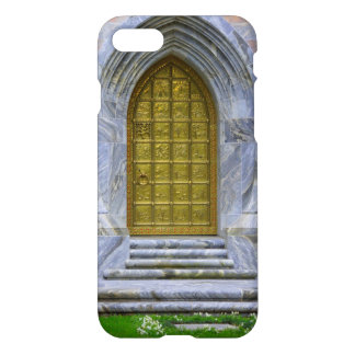 Golden Door iPhone 7 Case