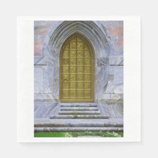 Golden Door Napkin