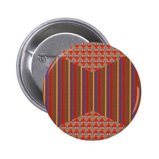 Golden DOTS Elegant X Strip Decoration Festive FUN Button