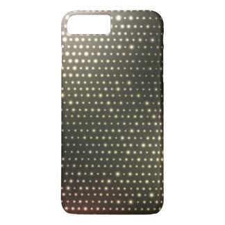 Golden dots lights art iPhone 8 plus/7 plus case