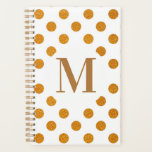"Golden Dots Planner<br><div class=""desc"">Golden Dots</div>"