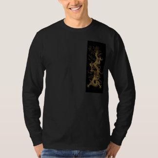 GOLDEN DRAGON Asian Designer Series T-Shirt