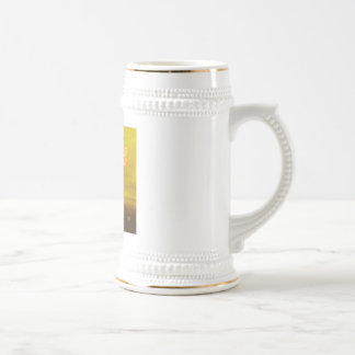 Golden Dragon Beer Stein Mugs