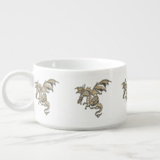 Golden Dragon Bowl