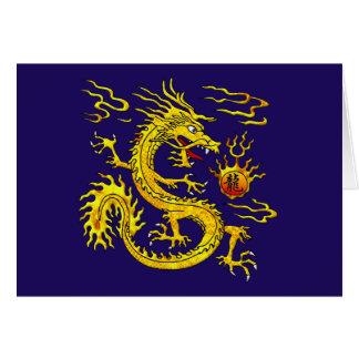 Golden Dragon Cards