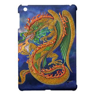 Golden Dragon Case For The iPad Mini