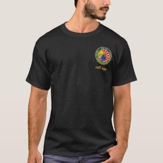 Golden Dragon Custom Dark Shirt w/Hornet