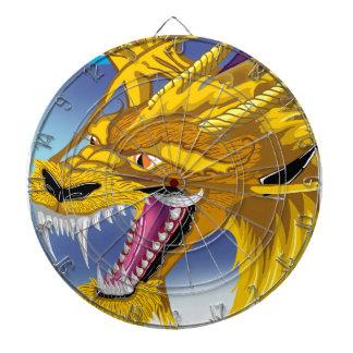 Golden Dragon Dart Boards
