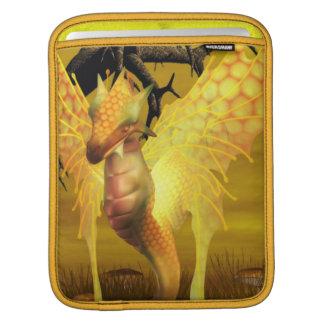 Golden Dragon iPad Sleeve