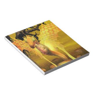 Golden Dragon Notepads