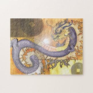 Golden Dragon~puzzle Puzzle