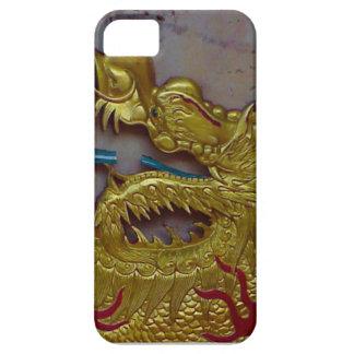 Golden dragon, Singapore iPhone 5 Case
