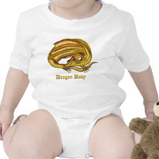 Golden Dragon Tshirts