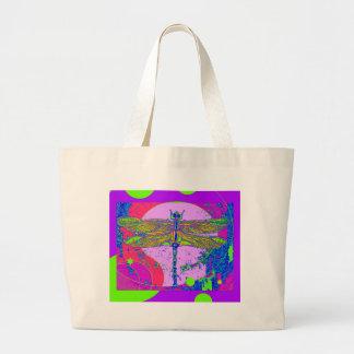 Golden Dragonfly modern design by Sharles Bags