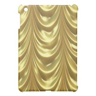 Golden Drapes iPad Mini Covers