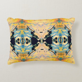 Golden Dreams Accent Pillow